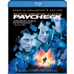 Paycheck (Blu-ray Disc)
