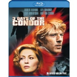 3 Days Of The Condor (Blu-ray Disc)