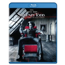 Sweeney Todd (Blu-ray Disc)