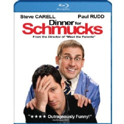 Dinner For Schmucks (Blu-ray Disc)