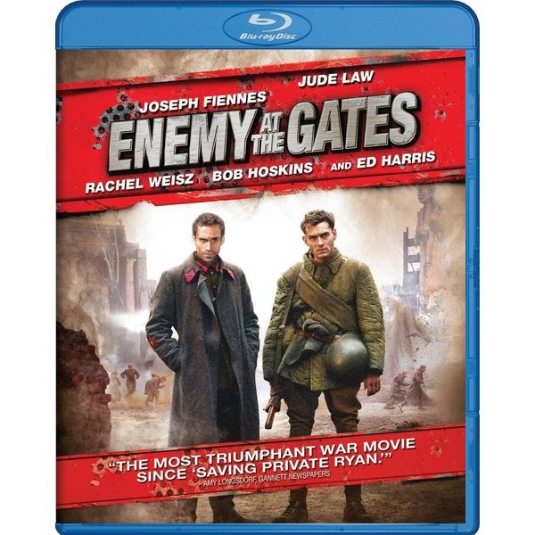 Enemy At The Gates (Blu-ray Disc) 10397014