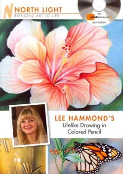 Lee Hammond's Lifelike Drawing in Colored Pencil (DVD video)