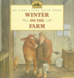 Winter on the Farm: Adapted from the Little House Books by Laura Ingalls Wilder (Paperback)