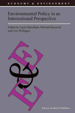 Environmental Policy in an International Perspective (Paperback)