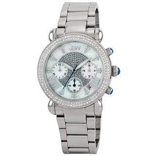 JBW Women's Stainless Steel Diamond 'Victory' Watch