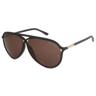 Tom Ford Men's TF0206 Maximillion Aviator Sunglasses