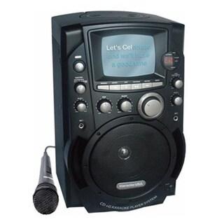 Karaoke USA GQ753 Karaoke System