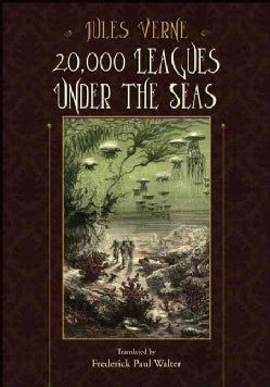 20,000 Leagues Under the Seas: A World Tour Underwater (Hardcover)