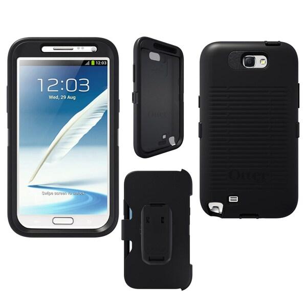 Otterbox Samsung Galaxy Note 2 Defender Case