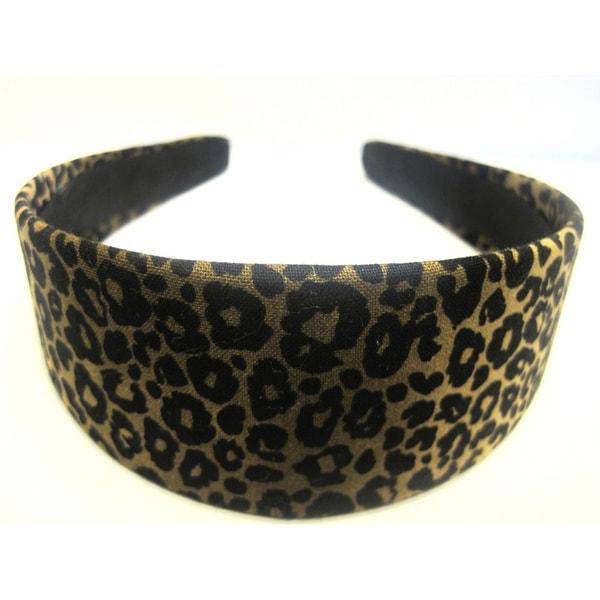 Crawford Corner Shop Black Jaguar Headband