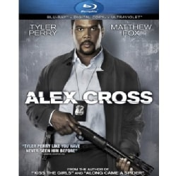 Alex Cross (Blu-ray Disc)