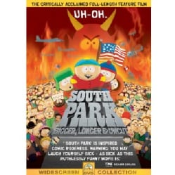 South Park: Bigger Longer & Uncut (DVD)