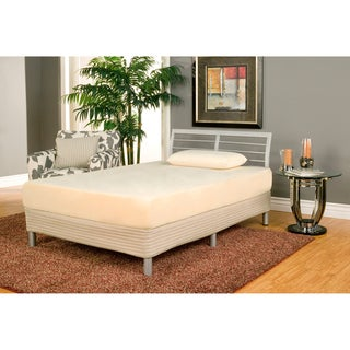 Complete Bed to Go Memory Foam Mattress Set