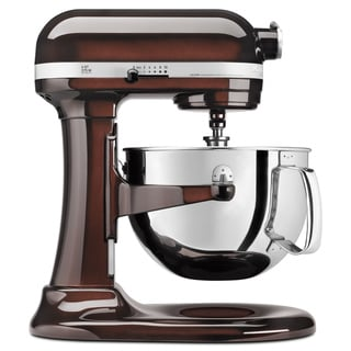 KitchenAid RKP26M1XES Espresso 6-quart Pro 600 Bowl-Lift Stand Mixer (Refurbished)