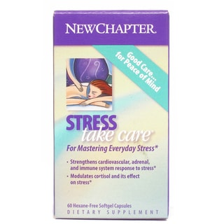 New Chapter Stress Take Care (60 Softgels)