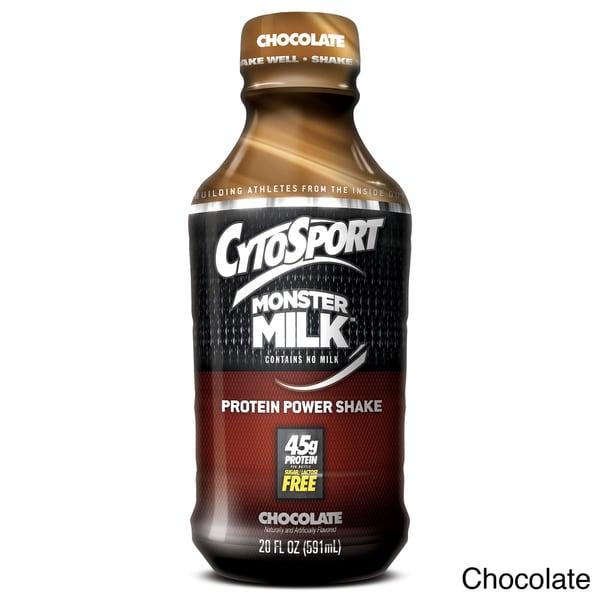 CytoSport Monster Milk Ready-to-Drink (RTD)