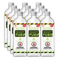 Anywhere Fireplace 1-liter. Smart Fuel Liquid Bio-ethanol Indoor Fireplace Fuel (Pack of 12)