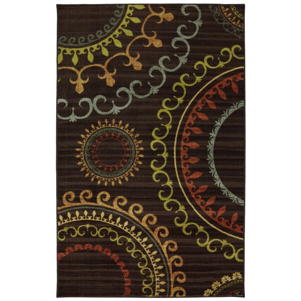 Christie Panel Multi Area Rug