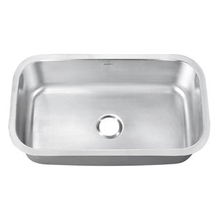 Ruvati RVK4200 Undermount Stainless Steel 32-inch Kitchen Sink Single Bowl