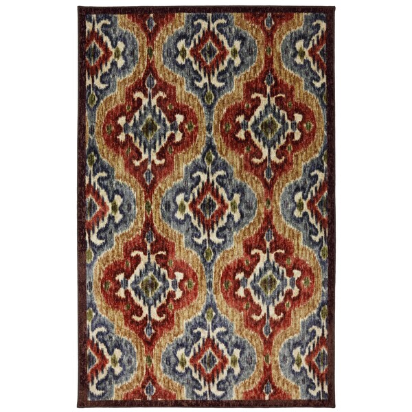 Primary Ikat Primary Area Rug