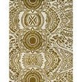 Hand-tufted Lambs Wool White Wool Rug (5' x 8')
