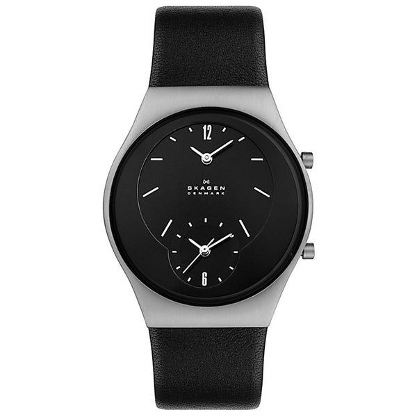 Skagen Men's Dual Time Watch