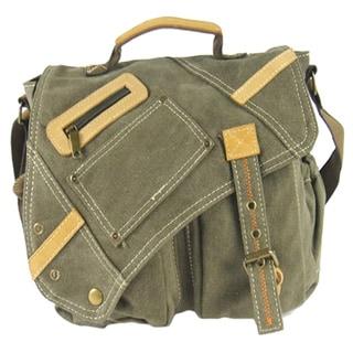 Bedox BX Slate Canvas Shoulder Bag