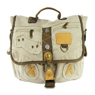 Bedox BX Trim Canvas Shoulder Bag