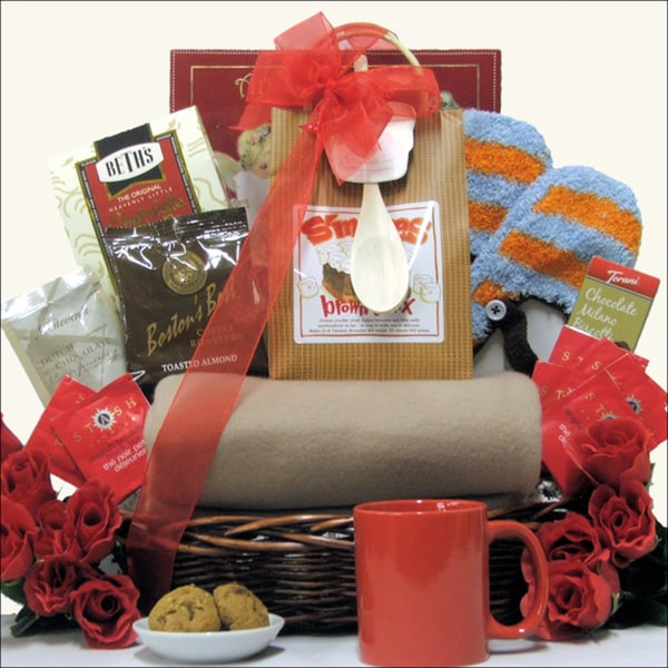 Winter Warmth Gourmet Gift Basket