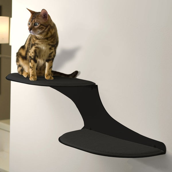 The Refined Feline Cat Clouds Cat Shelves
