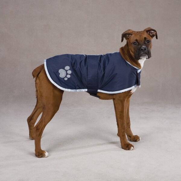 Zack & Zoey Nor'easter Navy Blanket Coat