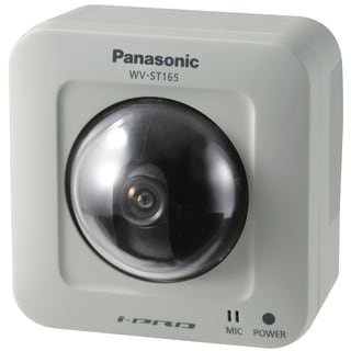 Panasonic i-PRO SmartHD WV-ST165 Network Camera - Color, Monochrome