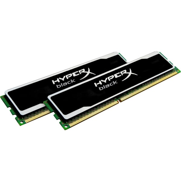 Kingston 8GB 1333MHz DDR3 CL9 DIMM (Kit of 2) HyperX black Series