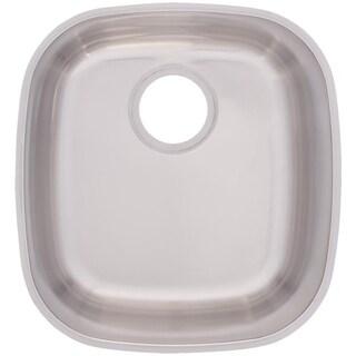 Franke Single Bowl Stainless Steel Undermount Sink