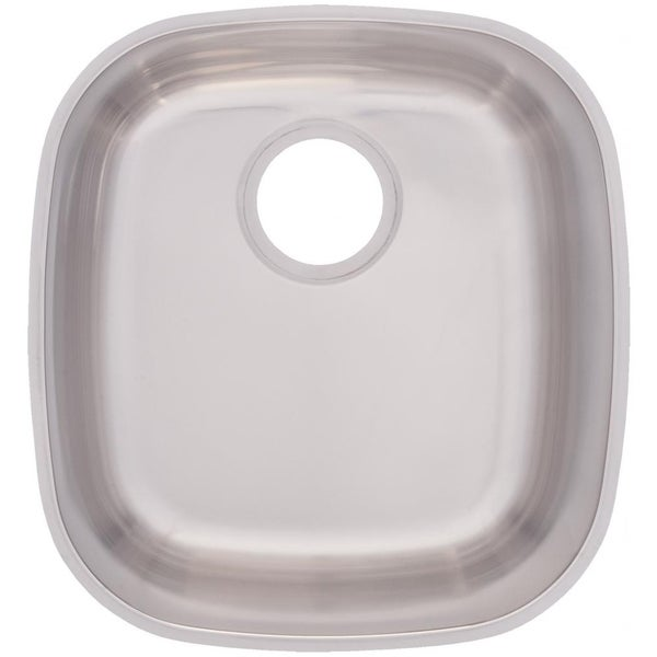 Franke Single Bowl Stainless Steel Undermount Sink