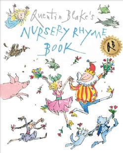 Quentin Blake's Nursery Rhyme Book (Paperback)