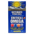 ReNew Life Norwegian Gold Critical Omega 1200mg Fish Oil Supplement (120 Softgels)
