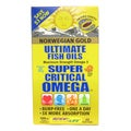 ReNew Life Norwegian Gold Ultimate Fish Oils Super Critical Omega (60 Softgels)