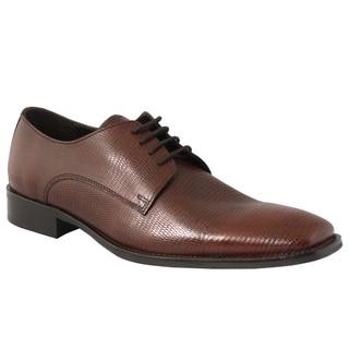 Giorgio Brutini Men's Brown Oxford Shoes