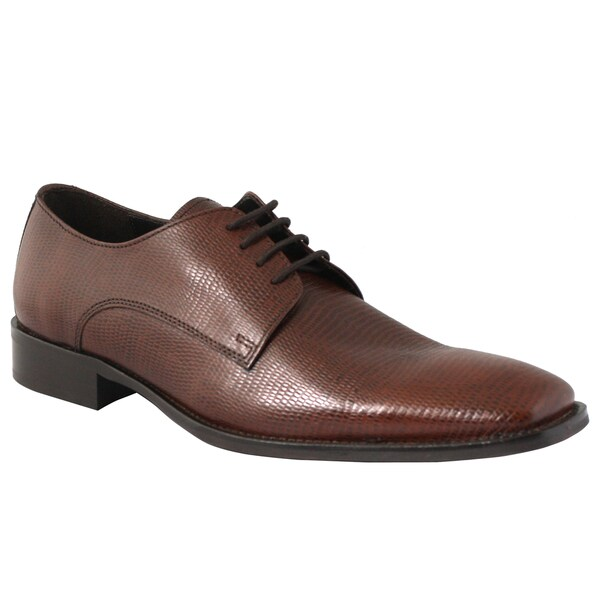 Giorgio Brutini Men's Brown Oxford Shoes