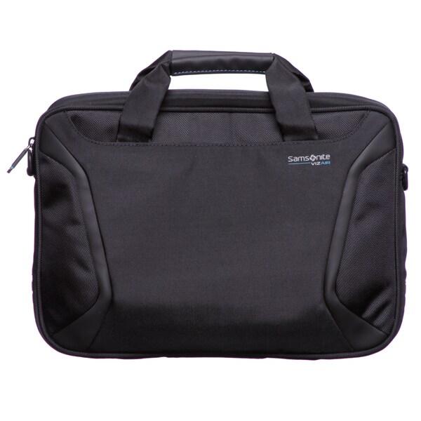 Samsonite VIZ AIR Slim Soft Laptop Briefcase