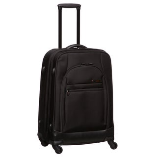Samsonite 4865-DLX 24-inch Medium Spinner Upright Suitcase