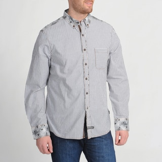 English Laundry by Christopher Wicks Men's 'The Castlefield' Button-down Shirt