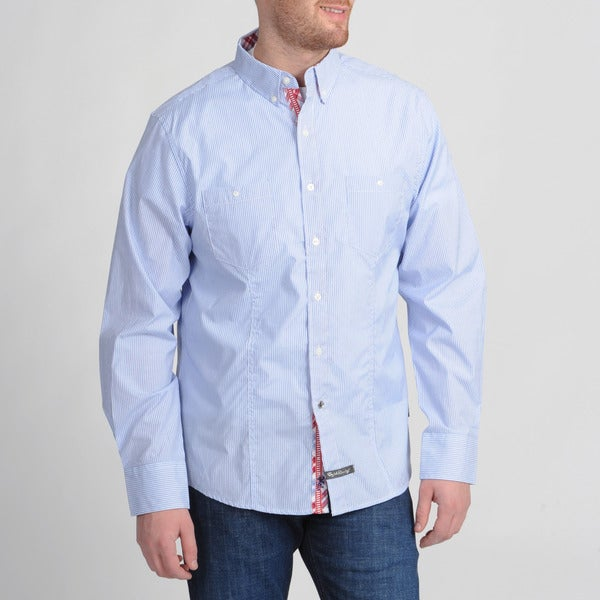 English Laundry by Christopher Wicks Men's 'The Manchester' Button-down Shirt