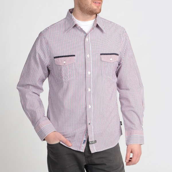 English Laundry by Christopher Wicks Men's 'The Romiley' Button-down Shirt