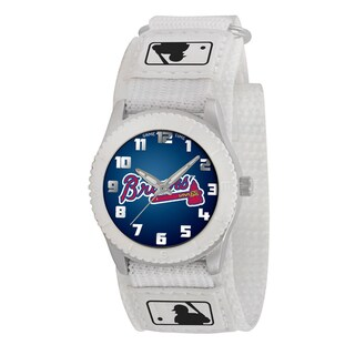 MLB Game Time White Rookie Series Watch