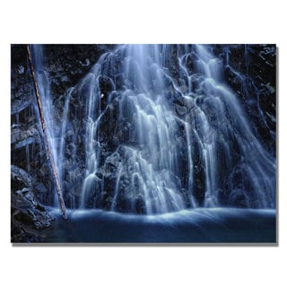 Philippe Sainte-Laudy 'Deep Blue' Canvas Art