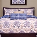 Genoa Duvet Cover Set with Insert