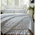 Bella Ruffled Sheet Set
