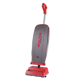 Oreck U2000R-1 Red Commercial Upright Vacuum Cleaner